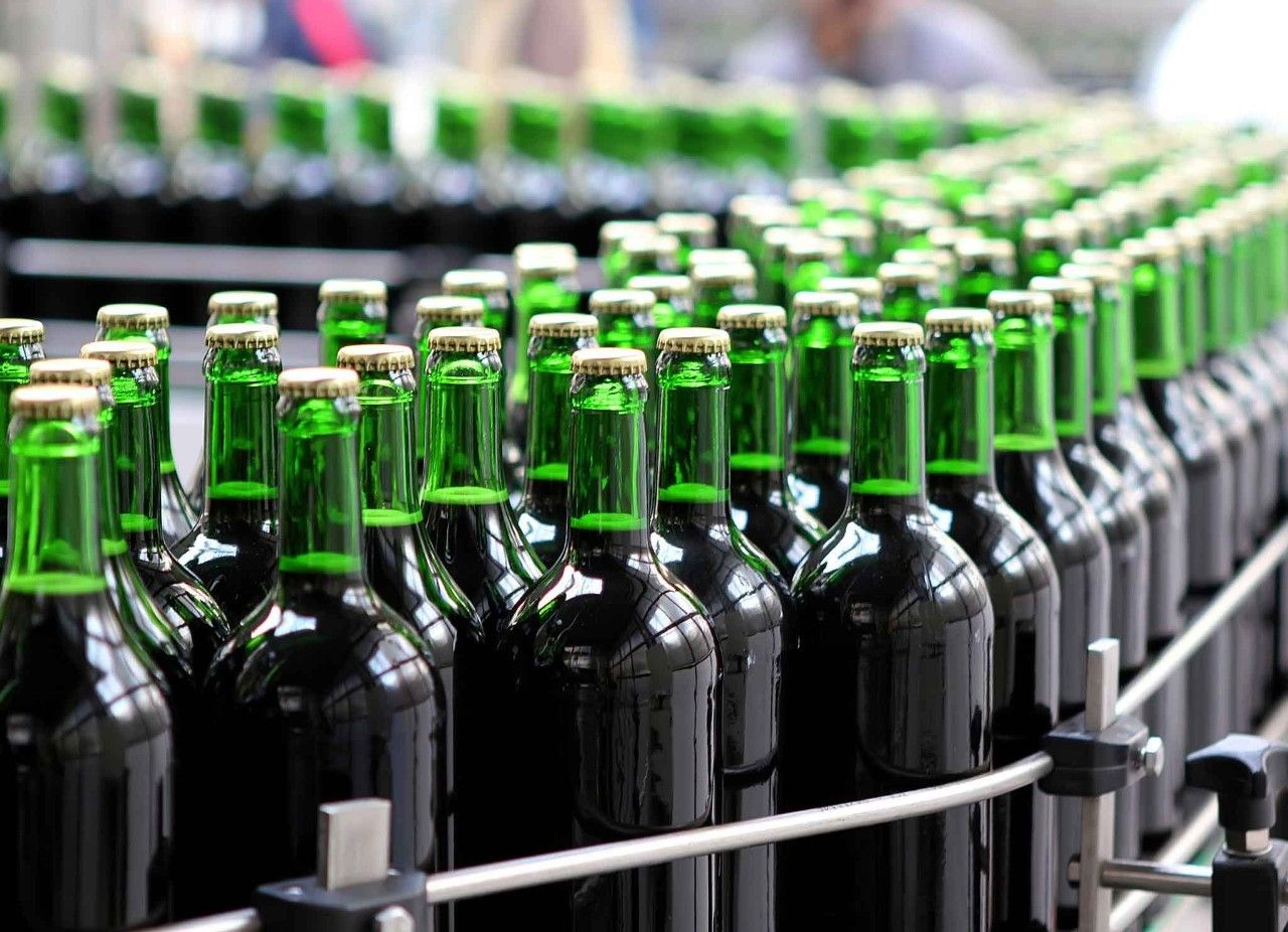 Water Filtration in Alcohol & Drink Production