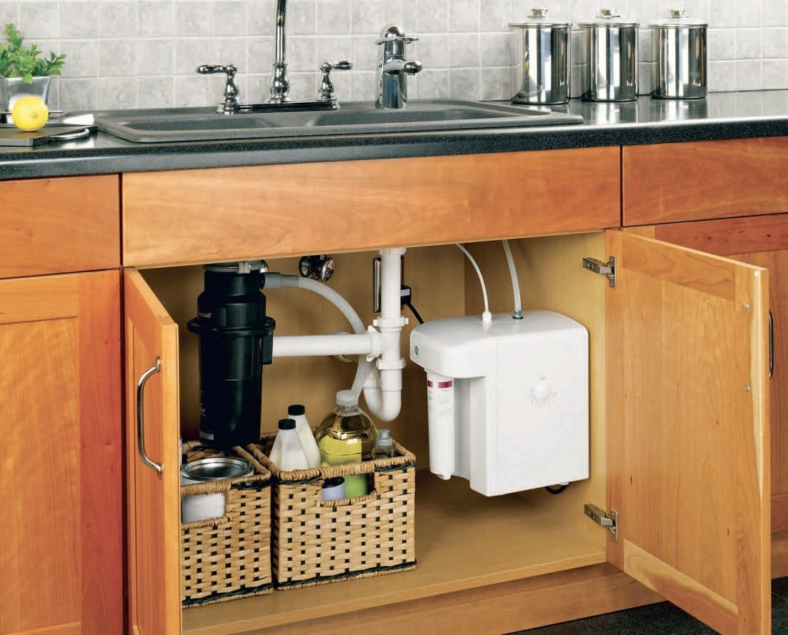 Under Sink Water Filter Purifier System For Home Office